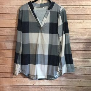 Comfortable long sleeve shirt